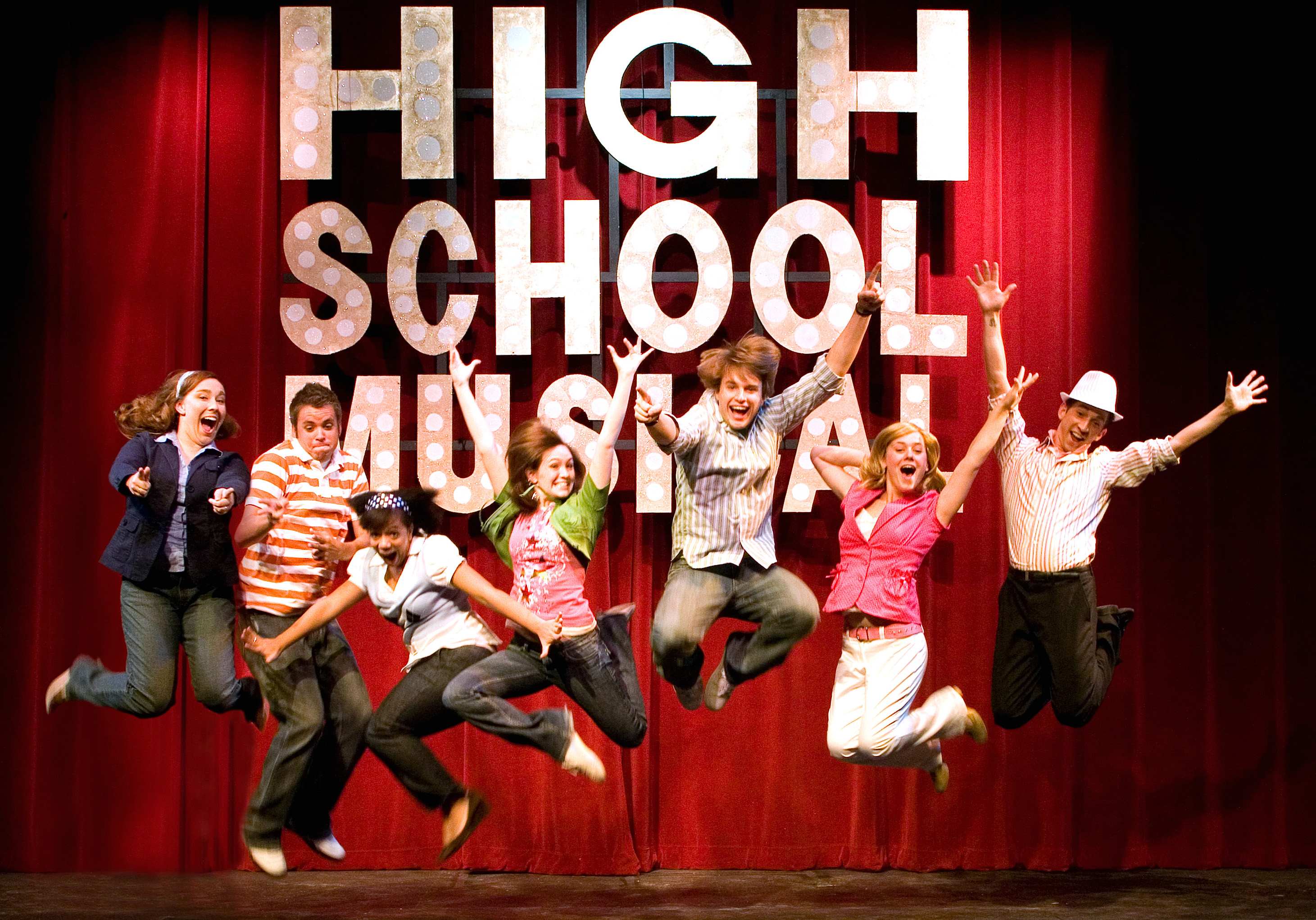 High School Musical (Des Moines Playhouse) | Sam Button-Harrison